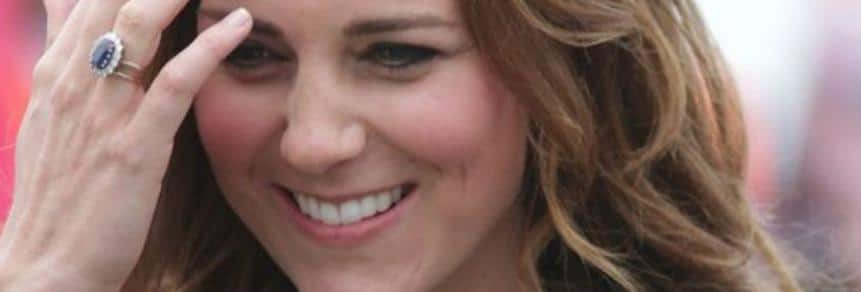 Pourquoi Kate Middleton n'aurait jamais dû hériter de la bague de Lady Di ?