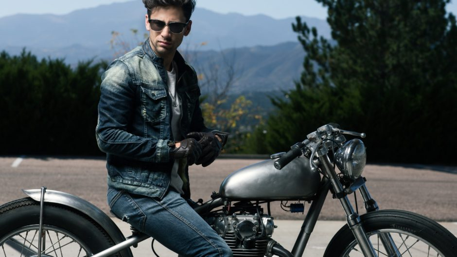 Le style motard, le must pour un look intemporel et rock !