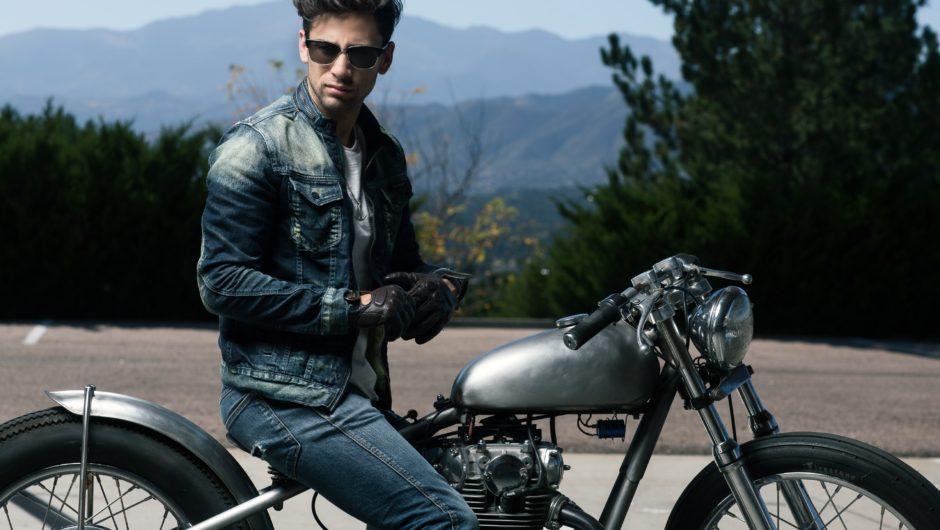 Le style motard, le must pour un look intemporel et rock !